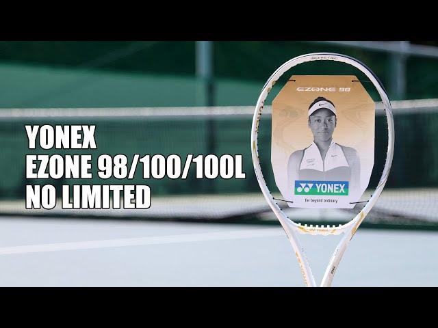 【YONEX Tennis】EZONE 98/100/100L NO LIMITED(image)